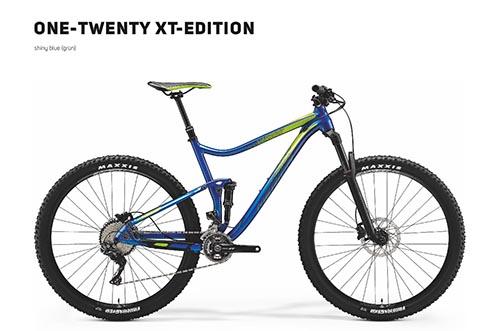 merida bikes 2018