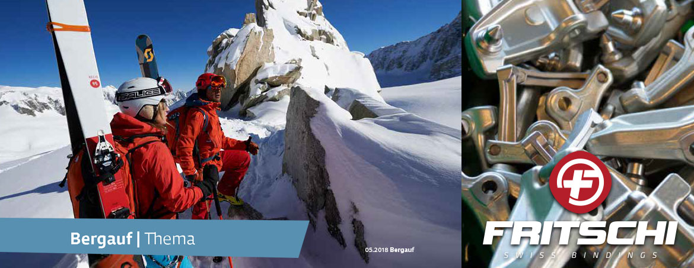 Bergauf | Thema: Fritschi - Ein Bindungs-Profi