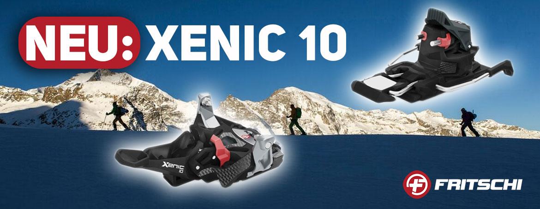 Neuheit Fritschi Xenic 10 Tourenbindung