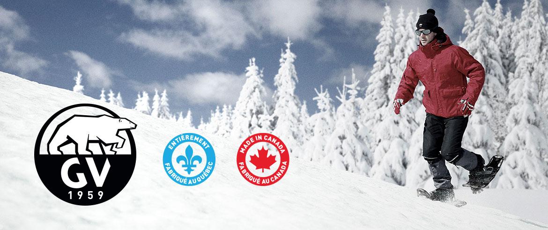 GV Snowshoes seit 1959