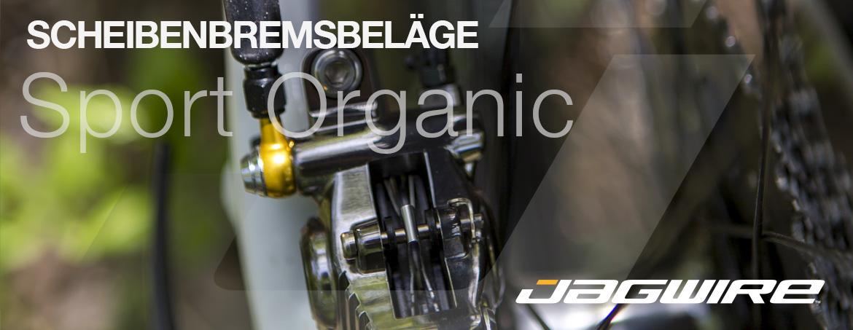 Jagwire Sport Organic