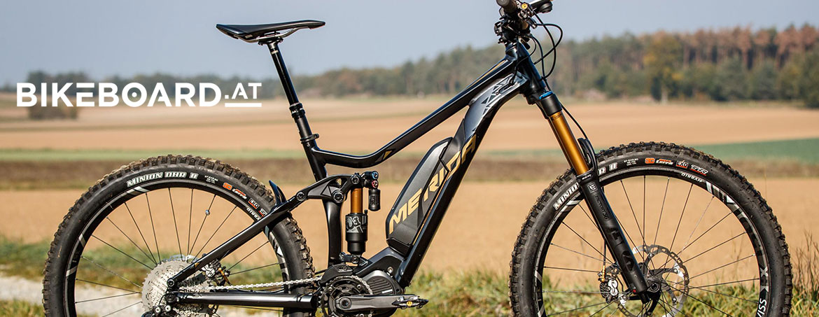 bikeboard.at: Merida eOne-Sixty 900E 2019 im Test