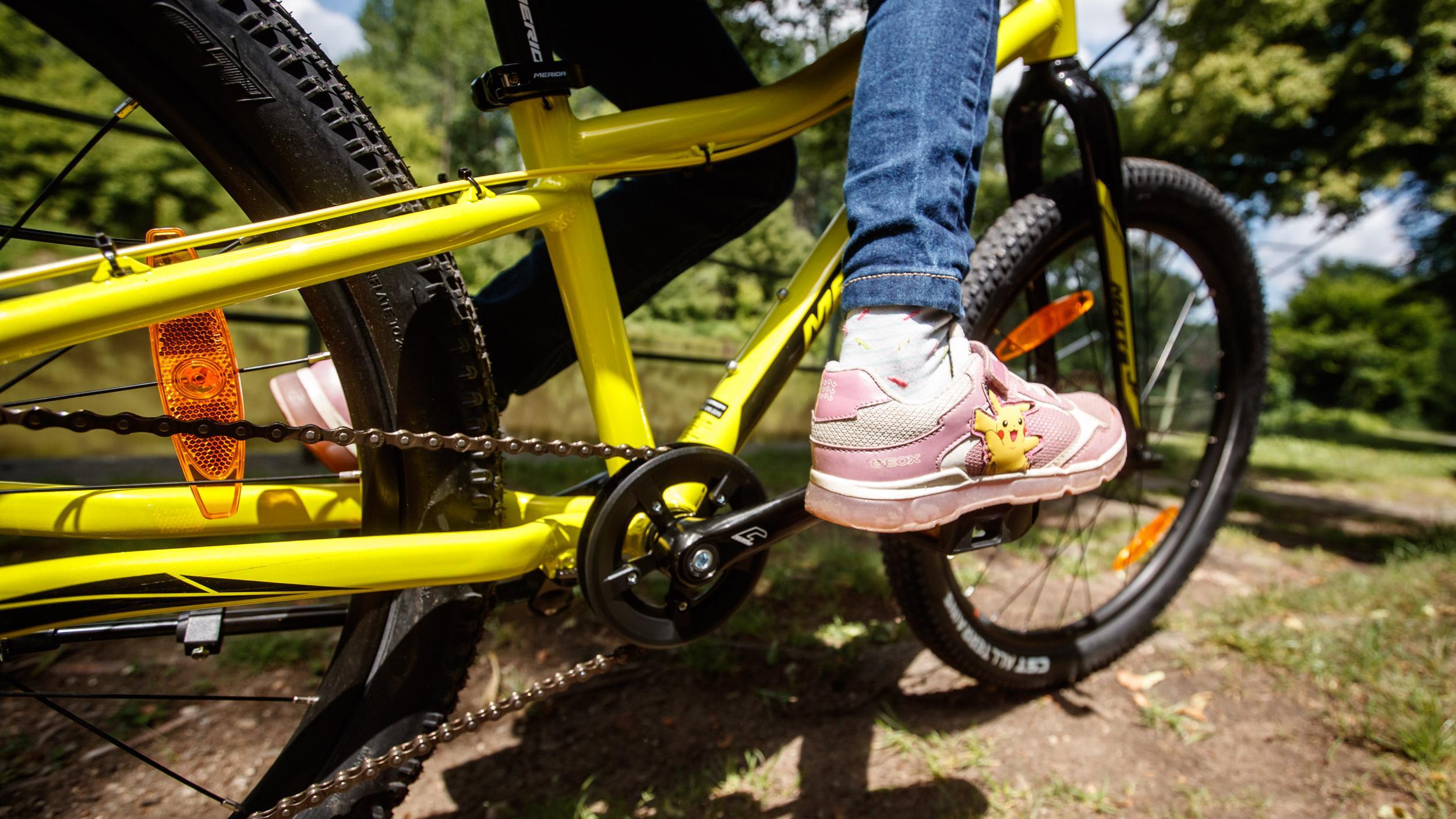 MATTS J+ im ausführlichen Kinderrad-Test bei Bikeboard.at